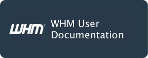 WHM User Documentation